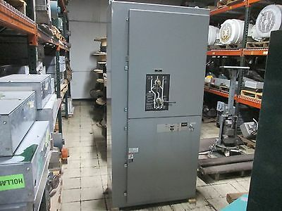 ASCO Automatic Transfer Switch w/ Bypass F448480097XC 800A 480Y/277 60Hz Used