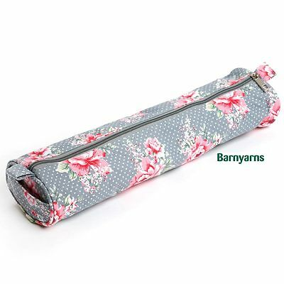 Knitting Needle Bag Storage For Knitting Pins and Knitting Needles by Hobbygift