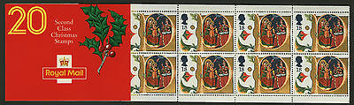 Great Britain   1991   Scott #1416a    Mint Never Hinged Booklet Pane