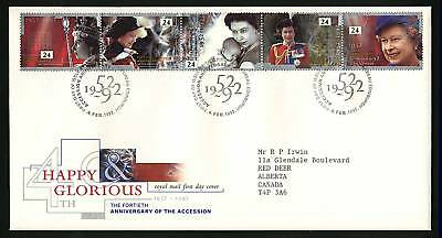 Great Britain 1992  Scott # 1440a  FDC