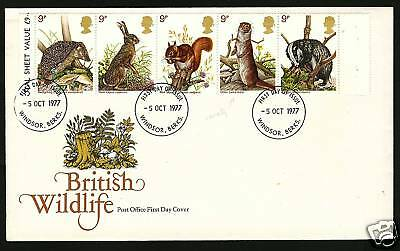Great Britain 1982  Scott # 820a   FDC