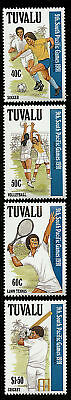 Tuvalu   1991  Scott # 574-577  MNH Set