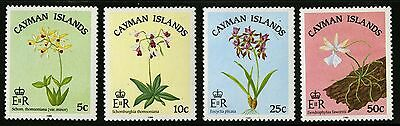 Cayman Islands   1985   Scott # 535-538   Mint Never Hinged Set