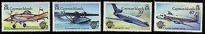 Cayman Islands   1983   Scott # 514-517   Mint Never Hinged Set