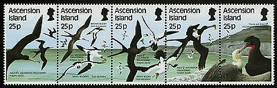Ascension  1987   Scott # 430  MNH Strip