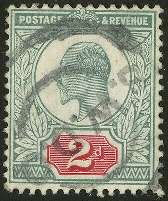 Great Britain  1902-11   Scott # 130   USED