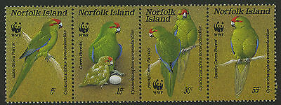 Norfolk Island   1987   Scott # 421    Mint Never Hinged Strip