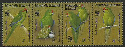 Norfolk Islands   1987   Scott # 421    Mint Never Hinged Strip