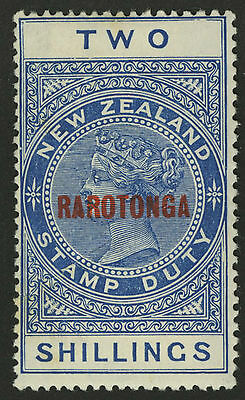 Cook Islands   1921   Scott # 67    Mint Lightly Hinged