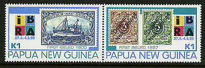 Papua New Guinea   1999   Scott # 965    Mint Never Hinged Pair Set