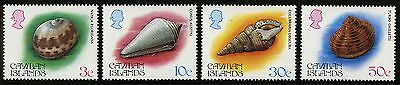 Cayman Islands   1984   Scott # 518-521   Mint Never Hinged Set