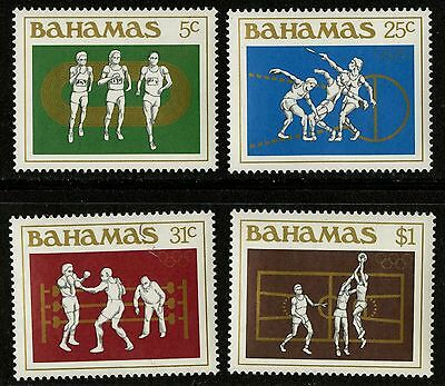 Bahamas   1984   Scott # 559-562   MNH Set