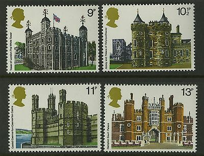 Great Britain   1978   Scott # 831-834    Mint Never Hinged Set
