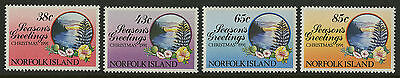 Norfolk Island   1991   Scott # 510-513    Mint Never Hinged Set