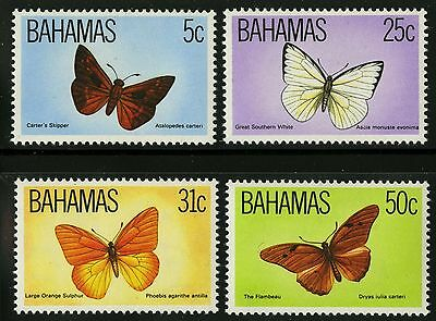 Bahamas   1983   Scott # 539-542   MNH Set