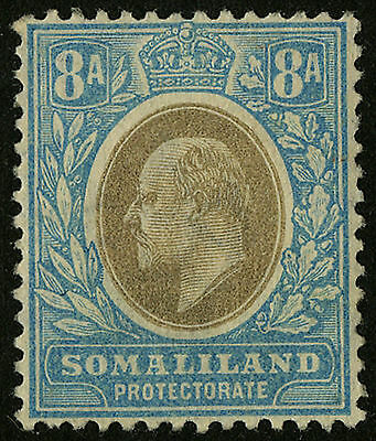Somaliland Protectorate   1904   Scott # 47   Mint Lightly Hinged