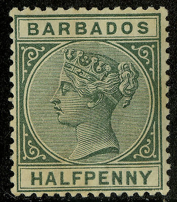 Barbados   1882-85   Scott #60   MLH