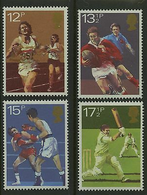 Great Britain   1980   Scott # 924-927    Mint Never Hinged Set