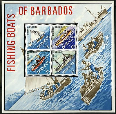 Barbados   1974   Scott #395a   MNH Souvenier Sheet