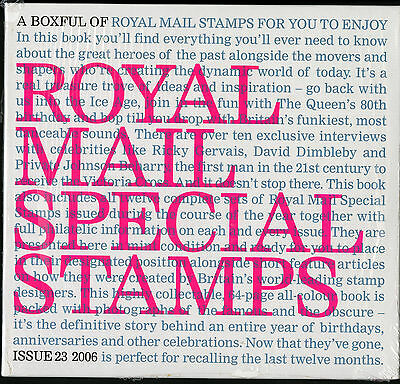 Great Britain   2006 Royal Mail Year Book  - Excellent Condition