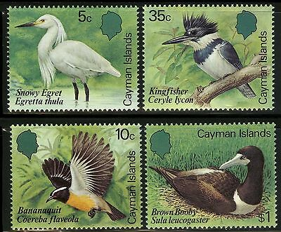 Cayman Islands   1984   Scott # 528-531   Mint Never Hinged Set