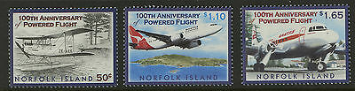 Norfolk Islands   2003   Scott # 801-803    Mint Never Hinged Set