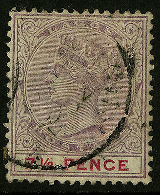 Lagos  1882-1902  Scott # 29   USED