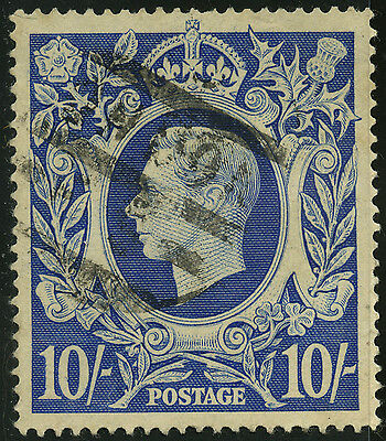 Great Britain   1939-42   Scott # 251a  USED