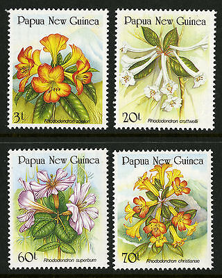 Papua New Guinea   1989   Scott # 703-706    Mint Never Hinged Set