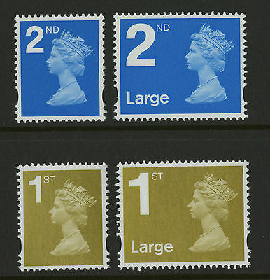Great Britain   2006   Scott #MH375-378    Mint Never Hinged Set