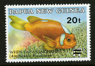 Papua New Guinea   1989   Scott # 720    Mint Never Hinged Set