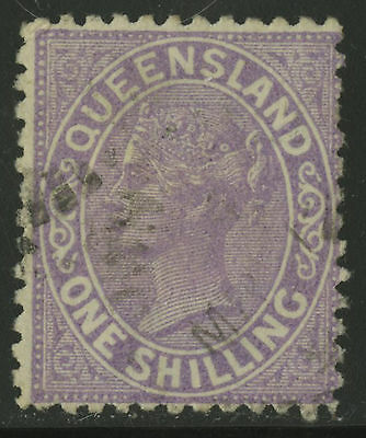 Queensland   1882-83   Scott # 70   USED