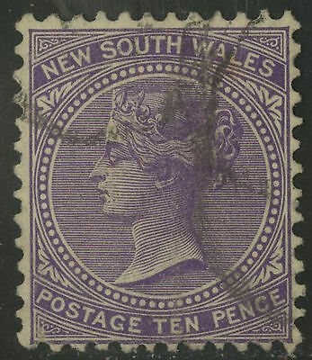 New South Wales   1897   Scott # 97a   USED