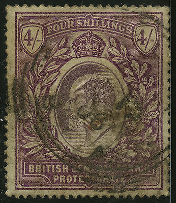 British Central Africa   1903-04   Scott #66   USED