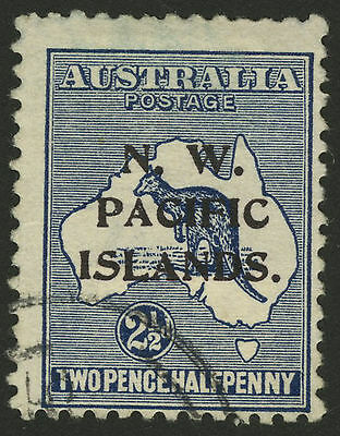 North West Pacific Islands   1915-16   Scott #2  USED