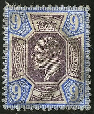 Great Britain  1902-11   Scott # 136    USED
