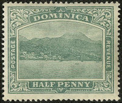 Dominica  1907-20  Scott # 35   MLH