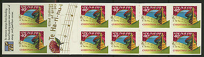 New Zealand   1997   Scott # 1458a   Mint Never Hinged Booklet