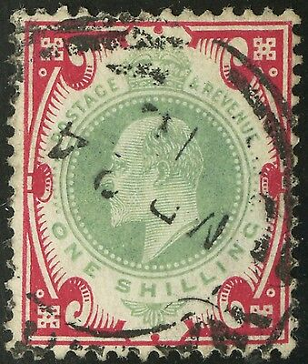 Great Britain  1902-11   Scott # 138    USED