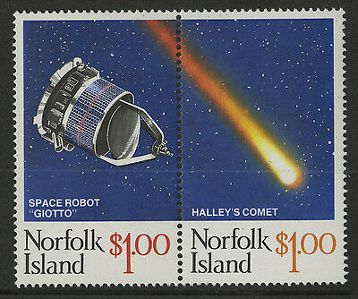 Norfolk Islands   1986   Scott # 381    Mint Never Hinged Set
