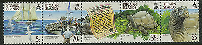 Pitcairn Islands  2000  Scott #511  MNH Strip