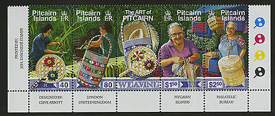 Pitcairn Islands  2002  Scott #566  MNH Strip