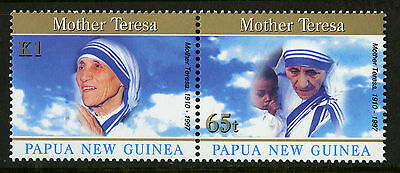 Papua New Guinea   1998   Scott # 939a    Mint Never Hinged Set