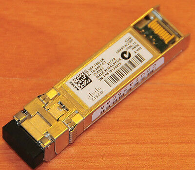 Genuine Cisco SFP-10G-LR TRANSCEIVER 6Month Warranty Invoice