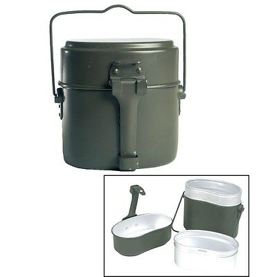 German BUND WWII Style M31 3-Piece Mess Kit Repro military canteen camping