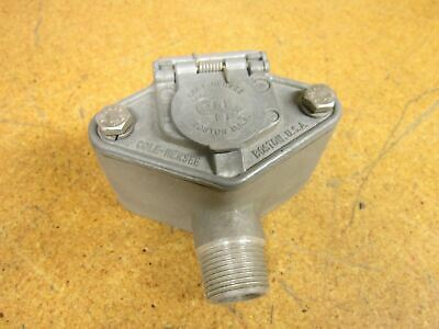 Cole Hersee 07644 Four Pin Connector New