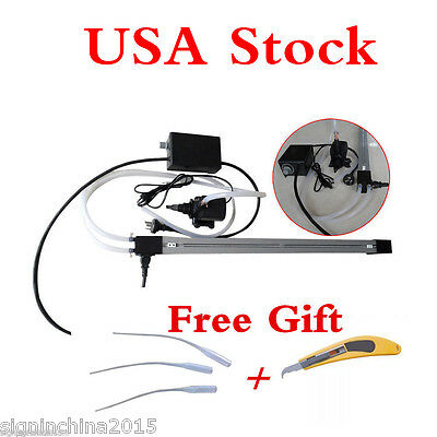 "USA-48""(1200mm) Manual Acrylic Plastic PVC Bending Machine Bender Heater + GIFTS"