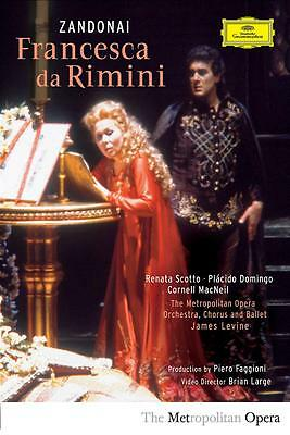 James Levine - Zandonai: Francesca da Rimini [DVD Video]