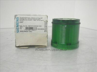 8WD4400-1AC 8WD44001AC Siemens Column Led Light Green 24V (New)