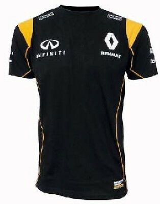 Renault Sport Replica Mens F1 Tshirt Top T-shirt